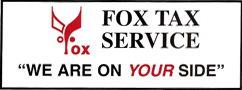 Fox Tax Service Logo